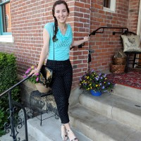 Patterned Patootie: Why You Can Totally Rock Printed Pants