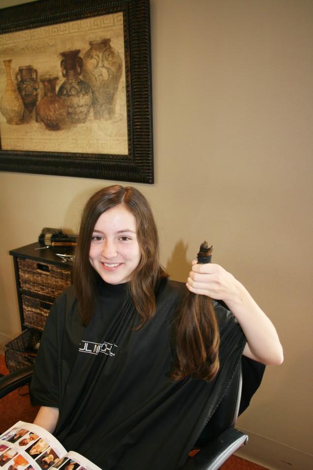 Hair Chop 2